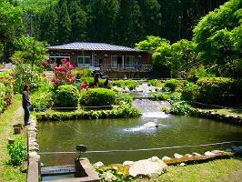 京都 渓流 釣り 犬飼川での渓流釣り!! 釣りと京都と魚好き